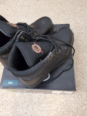 Steel toe work boots for Sale in Murrieta, CA