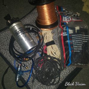 Audio fixins Monster for Sale in Montesano, WA