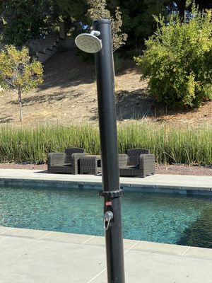 Outdoor solar shower for Sale in City of Industry, CA