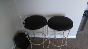 2 Bar stools for Sale in Durham, NC