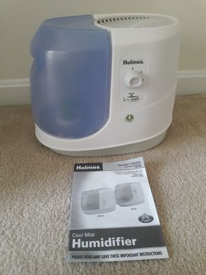 Holmes Cool Mist Humidifier for Sale in Gainesville, VA