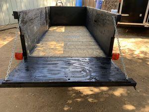 Traila 4x8 y 2 de alto for Sale in Perris, CA