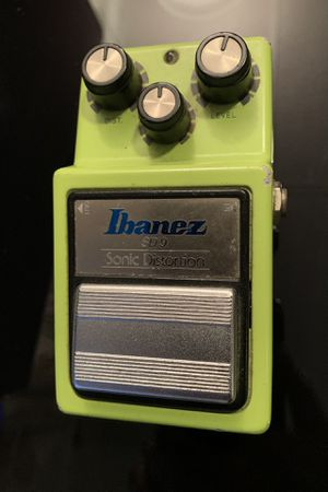 Ibanez SD9 Sonic Distortion Effects Pedal for Sale in Schaumburg, IL