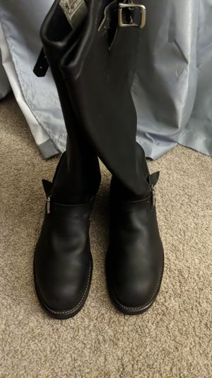 Chippewa steel toe motorcycle boots for Sale in Pinellas Park, FL