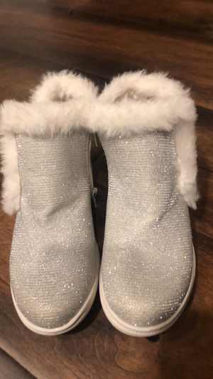 Girls sparkle boots size 10 brand new $20 for Sale in Lombard, IL