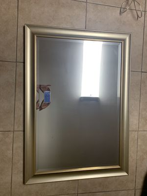 Heavy wall mirror for Sale in Baltimore, MD