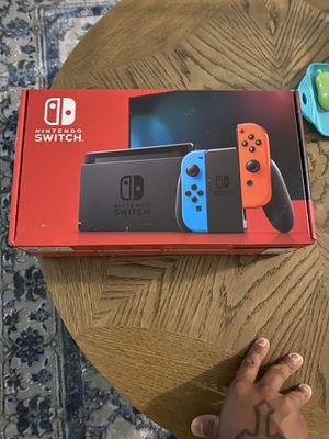 Nintendo switch for Sale in Woodstock, GA