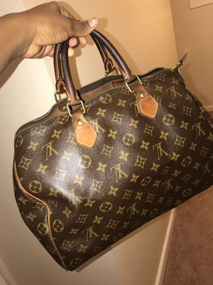 louis vuitton bag speedy for Sale in Shaker Heights, OH