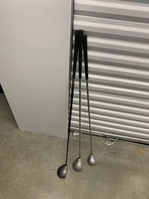3 driver golf clubs for Sale in Alexandria, VA