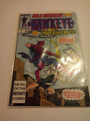 Hawkeye #1,2,3 key issues comic books for Sale in Chicago, IL