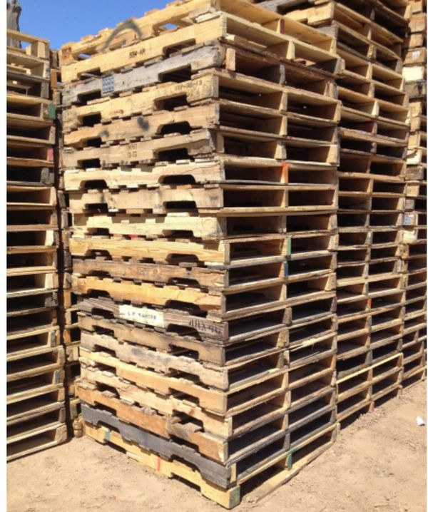 Wooden Pallets for Sale in Crosby, TX - OfferUp