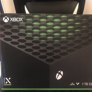 Xbox Series X (brand New) for Sale in Daly City, CA