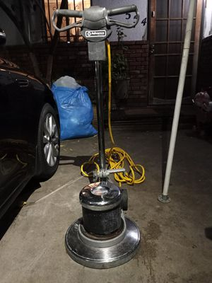 ADVANCE floor polisher scrubber Pacesetter 17HD for Sale in Los Angeles, CA