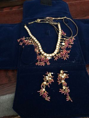 Necklace and earring set for Sale in Kensington, MD