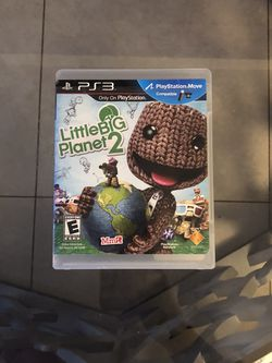 Little Big Planet 2 On PlayStation 3 for Sale in Pompano Beach, FL