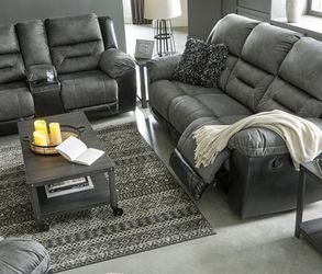 Instock Reclining Sofa&Loveseat Set, SAME-DAY DELIVERY. for Sale in College Park,  MD