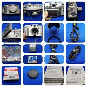 CANON Digital PowerShot G2 4.0MP for Sale in Midlothian, VA