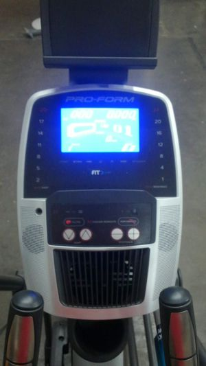 Pro form elliptical for Sale in West Covina, CA