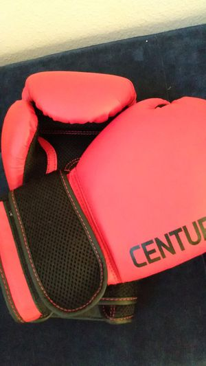 Century weighted boxing training gloves for Sale in Riverside, CA