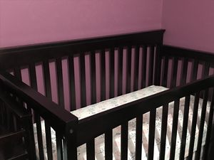 Crib and Changing Table for Sale in Lanham, MD