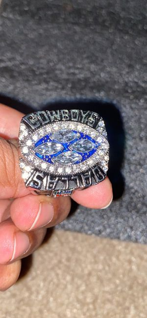 Dallas cowboy ring 12 for Sale in Irving, TX