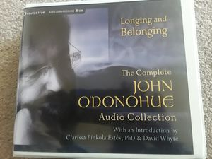 The complete John o'donohue audio collection for Sale in Greensboro, NC