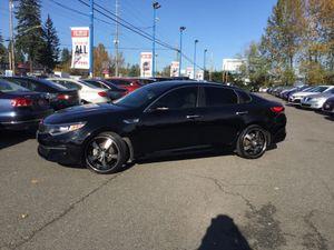 2016 Kia Optima for Sale in Everett, WA
