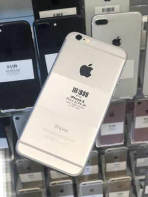 Silver iPhone 6 16GB (CARRIER UNLOCKED) for Sale in Rancho Cordova, CA