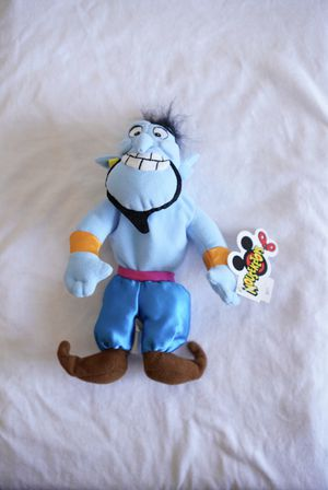 COLLECTIBLE Bean Bag toy GENIE from Aladdin for Sale in Los Angeles, CA