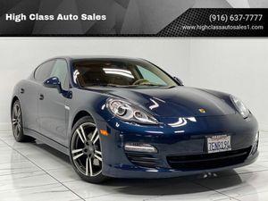 2012 Porsche Panamera for Sale in Rancho Cordova, CA