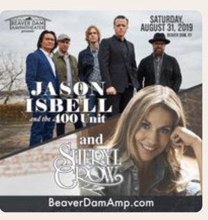 SHERYL CROW at Beaver Dam!! for Sale in Evansville, IN