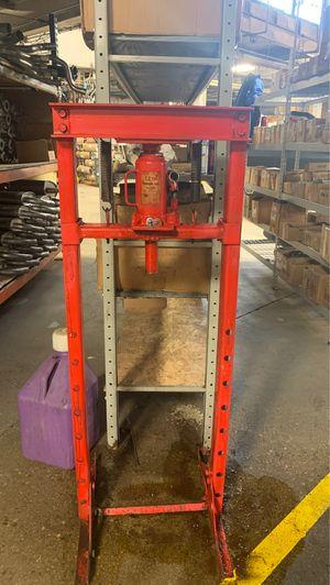 Hydraulic press for Sale in Chicago, IL