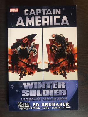 Captain America Winter Soldier Vol.1 for Sale in Hyattsville, MD