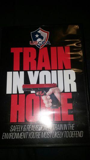 Train In Your Home U.S.C.C.A. DVD See Info ! for Sale in Francisco, IN