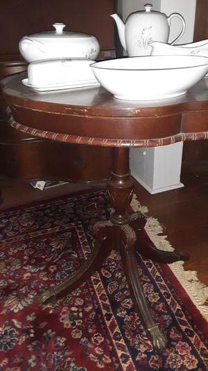 2 antique end tables for Sale in Stratford, NJ