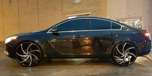 22 inch wheels for Sale in Murfreesboro, TN