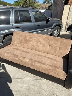 Futon Beige for Sale in Los Angeles,  CA
