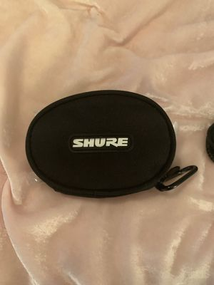 Shure earbuds for Sale in Chicago, IL