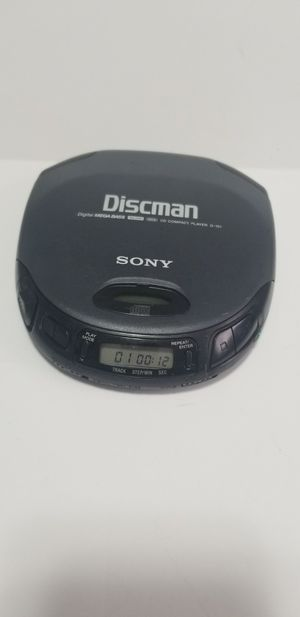 Vintage Sony Discman D-151 Portable CD Player for Sale in Spanaway, WA