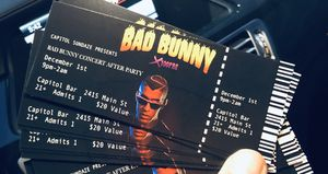 BAD BUNNY AFTER PARTY FREE ADMISSION TICKETS for Sale in Houston, TX