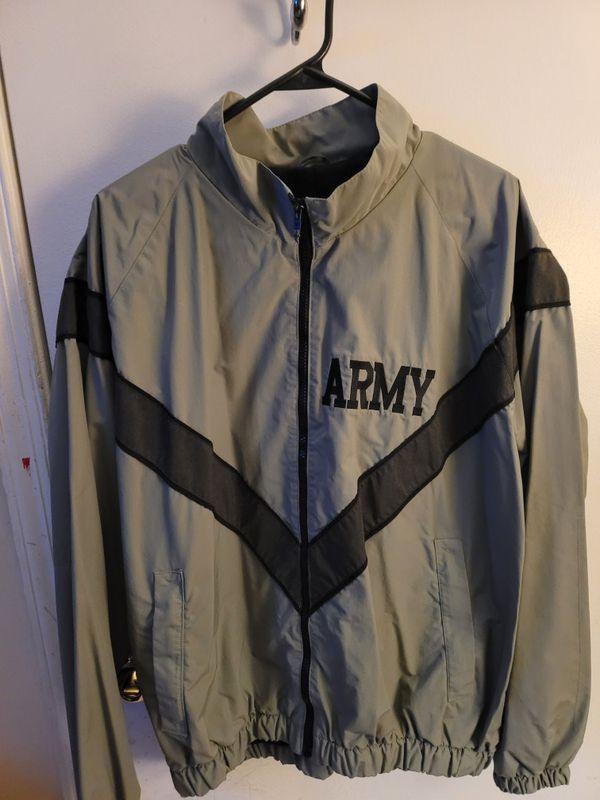 2 Army jackets size L