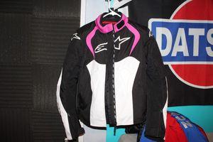 Alpinestars girls medium motorcycle jacket for Sale in Garden Grove, CA
