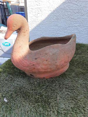 Duck Pot/Plant holder for Sale in Galt, CA