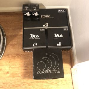 Car Audio System for Sale in Houston, TX