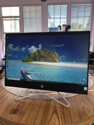 24 inch HP ALL IN ONE for Sale in Portland, OR