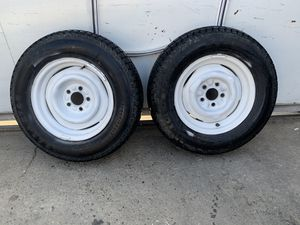 Trailer tires for Sale in Long Beach, CA