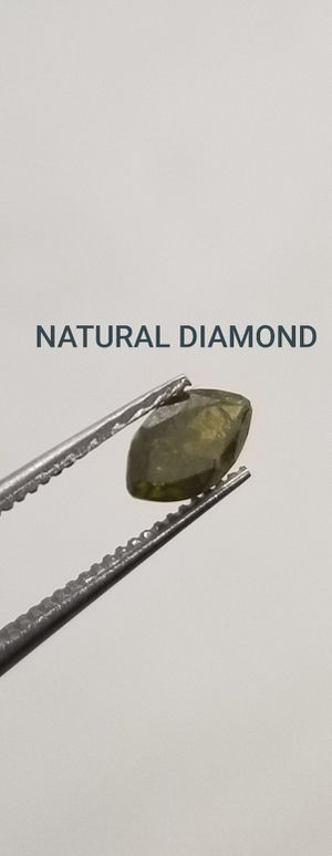 Yellow/ brown Diamond! 0.26 ct. for Sale in Des Plaines, IL