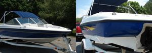 Very Clean Boat! Low Hrs!! 2007 Bayliner 175 BR W/Trailer! for Sale in Philadelphia, PA