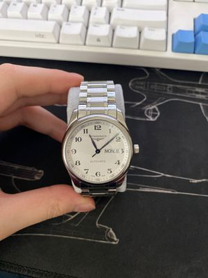 LONGINES Master Collection Automatic Silver Dial Mens Watch L27554786 for Sale in Gainesville, FL