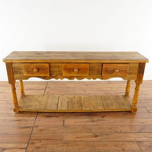 English Pine Console Table (1021093) for Sale in South San Francisco, CA